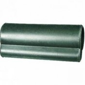 Silikoniniai antgaliai (izoliatoriai) elektrodams 15 mm atbuliniai juodi