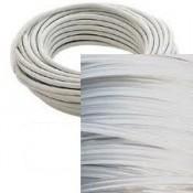 Aukštos įtampos laidas PVC 4.5 baltas